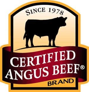 Logo of Certified Angus Beef Brand