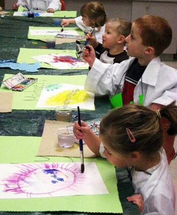 Community School of the Arts: Art Express