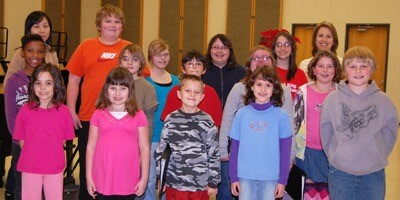 Community School of the Arts: CSA Children's Choir