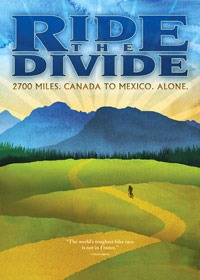 "Logo for ""Ride the Divide"""