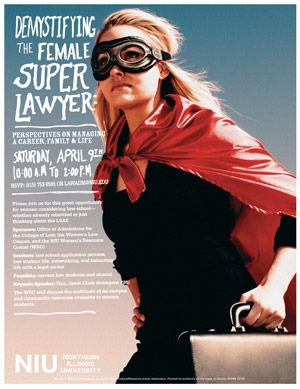 Demystifying the Female Super Lawyer poster