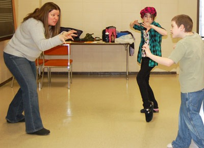 Community School of the Arts: Theatre Boot Camp