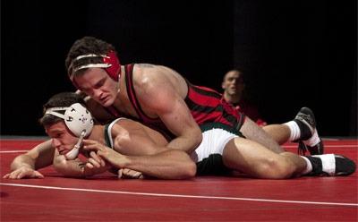 NIU Huskies wrestling