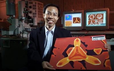 Zhili Xiao. Photo courtesy Argonne National Laboratory.