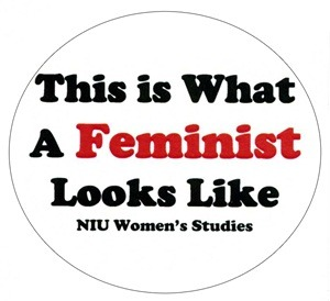 Women's History Month sticker