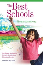 """""""The Best Schools"""" book cover"""