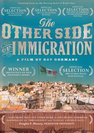 """Movie poster for """"The Other Side of Immigration"""""""