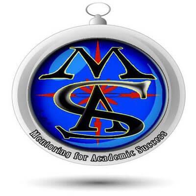 Logo of Mentoring for Academic Success program
