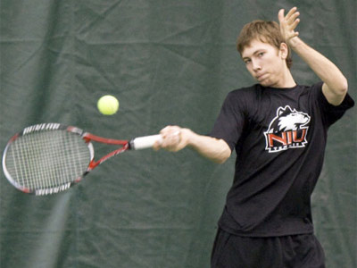 NIU men's tennis
