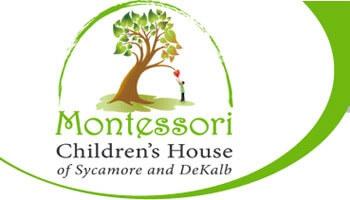 Logo of Montessori Children's House of Sycamore and DeKalb