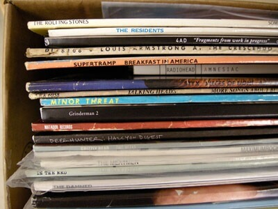Sheet Music and Record Albums
