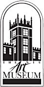 Logo of the NIU Art Museum