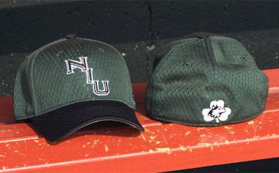 St. Patrick's Day baseball caps
