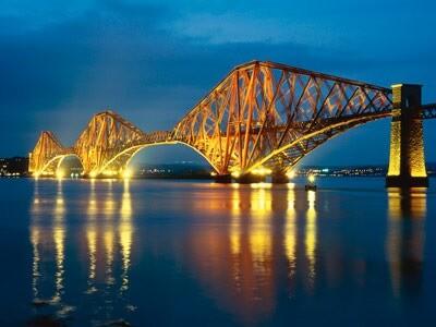 Photo of a bridge