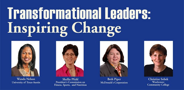 Transformational Leaders: Inspiring Change