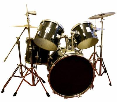 Photo of drum set