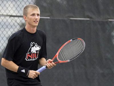 NIU men's tennis