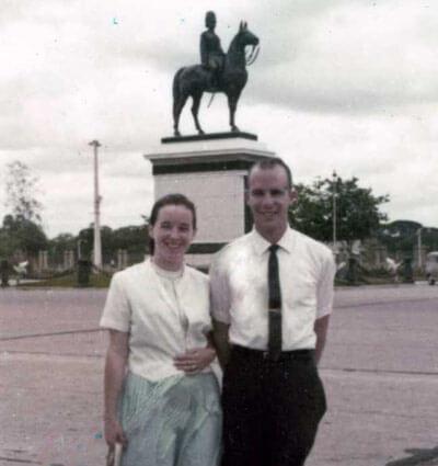 Arlene and Clark Neher