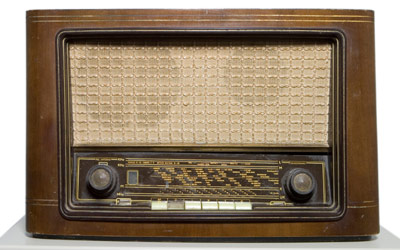Photo of radio