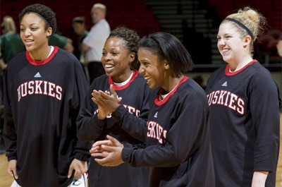 NIU Huskies women's basketball