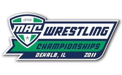 Logo of the MAC Wrestling Championships