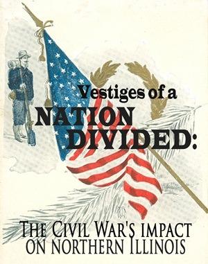 Civil War exhibit poster