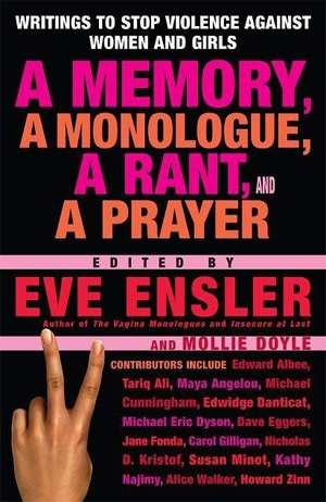 "Cover of ""A Memory, A Monologue, A Rant and A Prayer"""