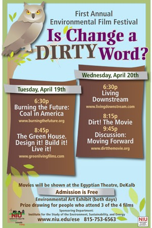 Is Change a DIRTY Word? poster