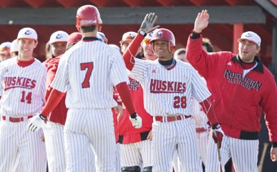 NIU Huskies baseball team