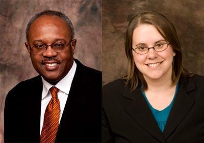 Jerry D. Blakemore and Jennifer L. Weston