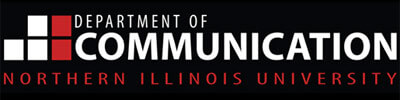 NIU Department of Communication logo