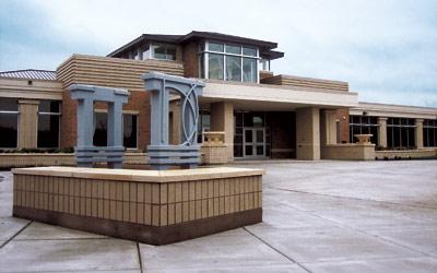 DeKalb's new high school opens this fall.