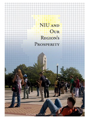 NIU and Our Region's Prosperity report cover