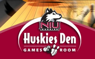 Logo of the Huskies Den