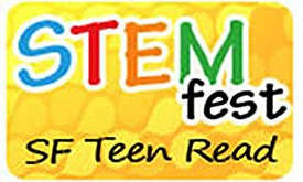 STEMfest SF Teen Read logo