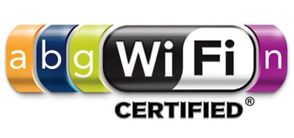 Logo of Wi-Fi Certified
