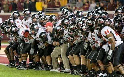 NIU Huskies football team