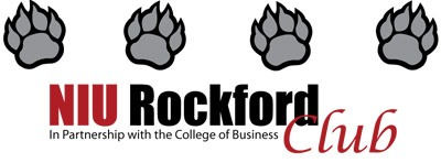 Logo of the NIU Rockford Club