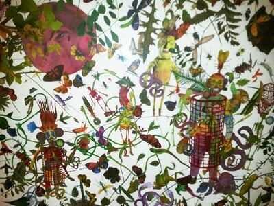 """From """"In the Studio and In the Garden: John Balsley Sculpture and Collage"""""""