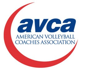 Logo of the American Volleyball Coaches Association