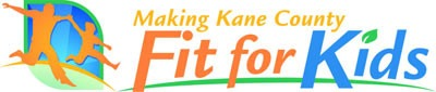 Logo of Making Kane County Fit for Kids