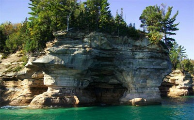 Photo of Pictured Rocks National Lakeshore