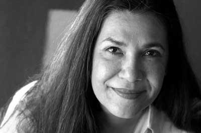 Novelist and poet Ana Castillo