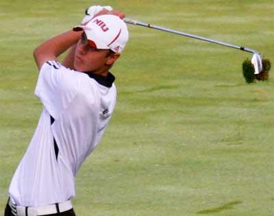 NIU Huskies men's golf