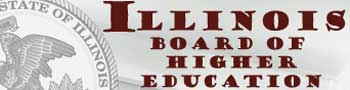Logo of the Illinois Board of Higher Education