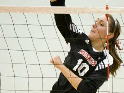 Volleyball tops Austin at Ladyjack Invitational