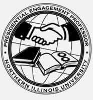 Presidential Engagement Professor logo