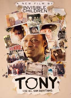 """Movie poster for """"Tony: Lose All, Gain Everything"""""""