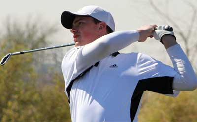 Golf finishes 11th at D.A. Weibring Invitational - NIU Today