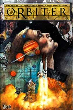 """""""Orbiter"""" by Warren Ellis and Colleen Doran is the October selection for the SF Teen Read."""